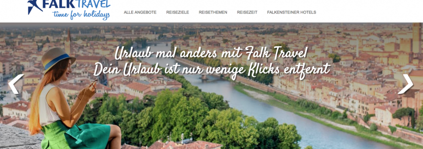 (Beendet) Partnerprogramm Falk Travel