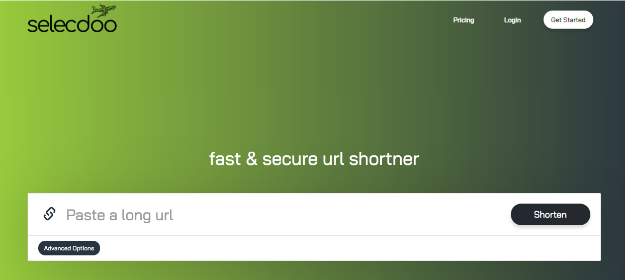 selec.do URL Shortner