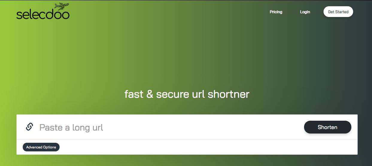 Der Selecdoo URL Shortner