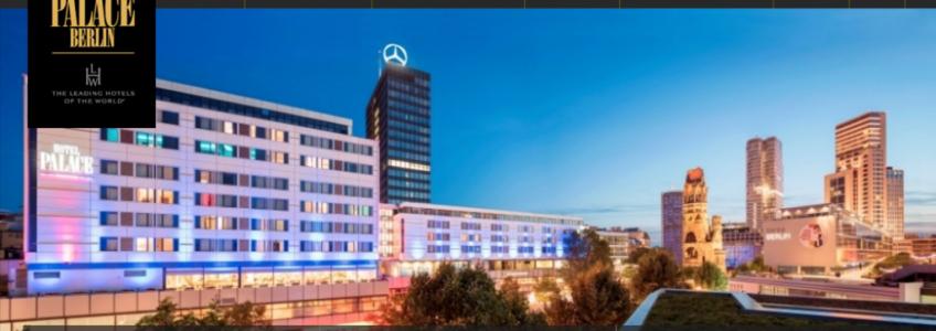 Partnerprogramm Palace Hotel in Berlin – jetzt teilnehmen!