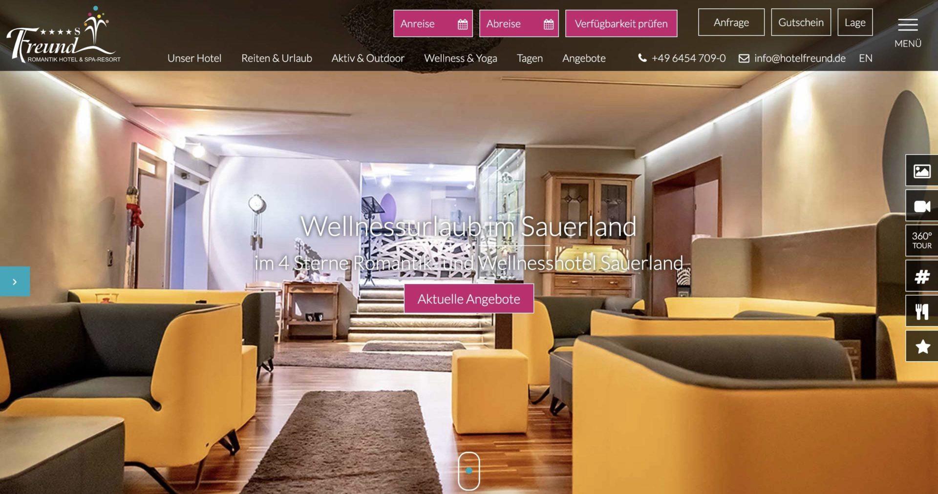 Hotel Freund Partnerprogramm