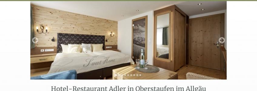 Hotel Adler Partnerprogramm (Oberstaufen)