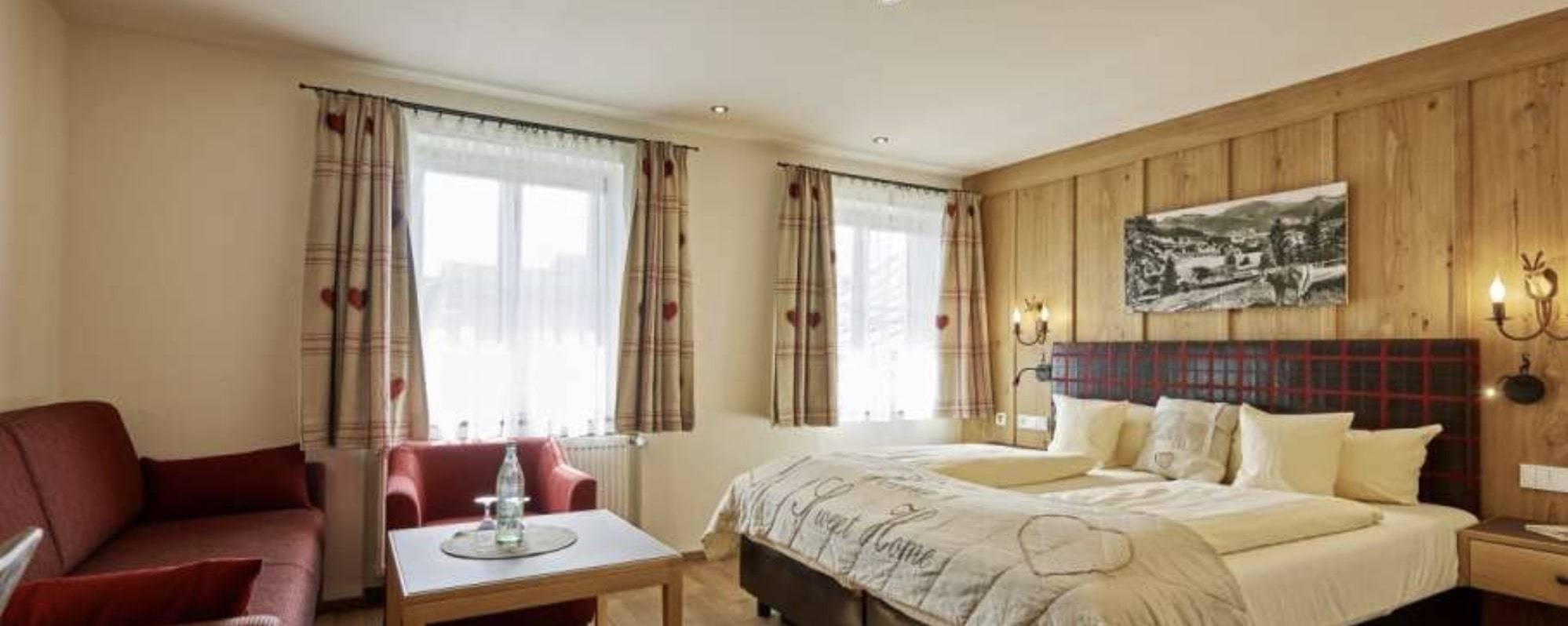 Hotel Adler Partnerprogramm Zimmer