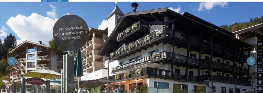 Hotel Wolf Partnerprogramm (Salzburger Land – Stammhaus)