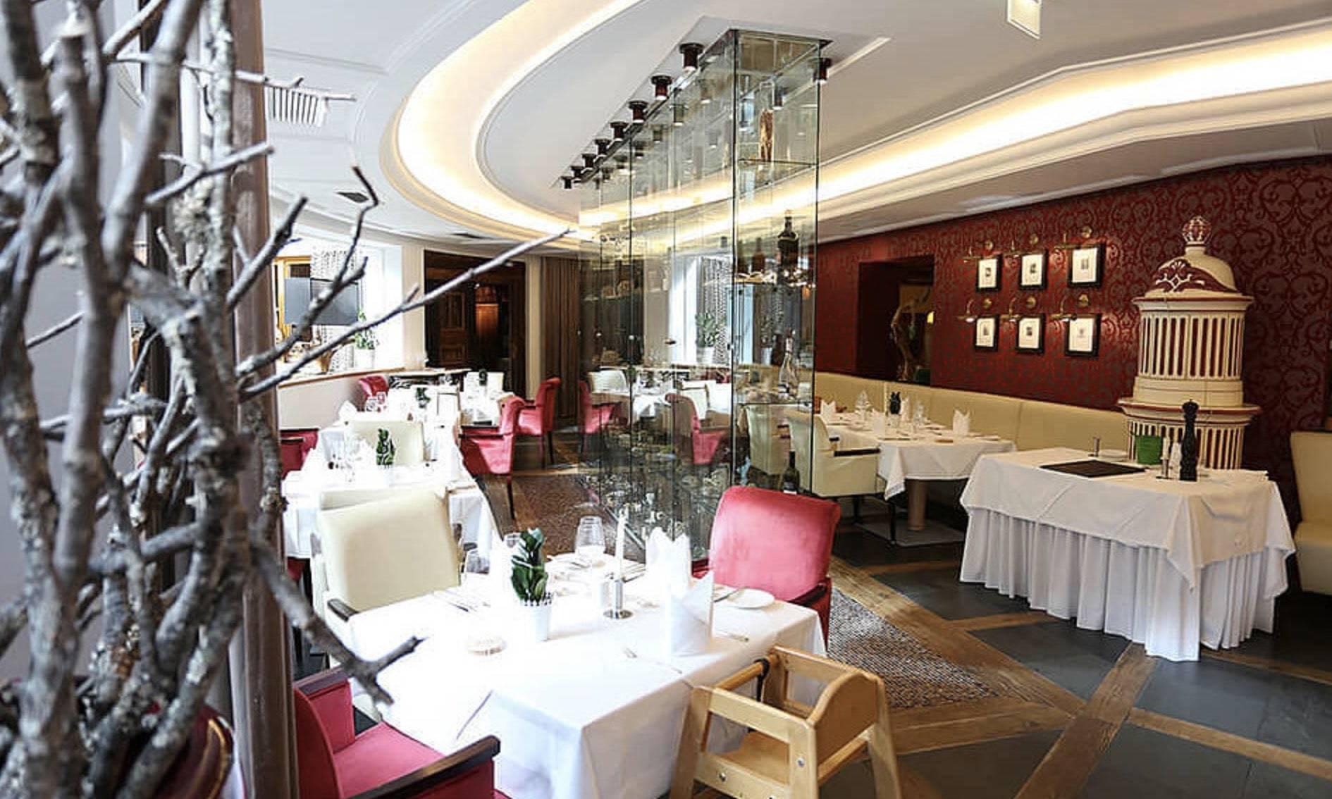 Hotel Wolf Partnerprogramm Restaurant