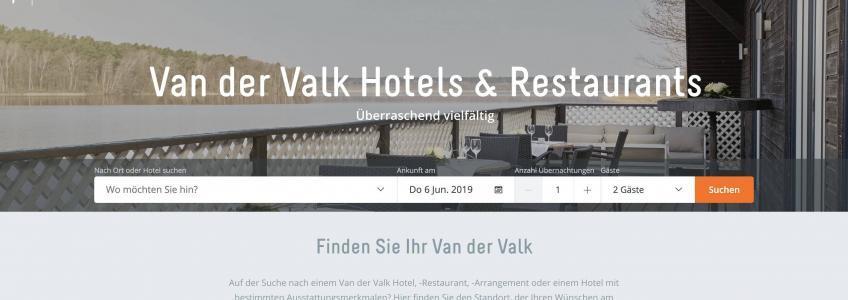 Van der Valk Partnerprogramm (Hotels in Deutschland)