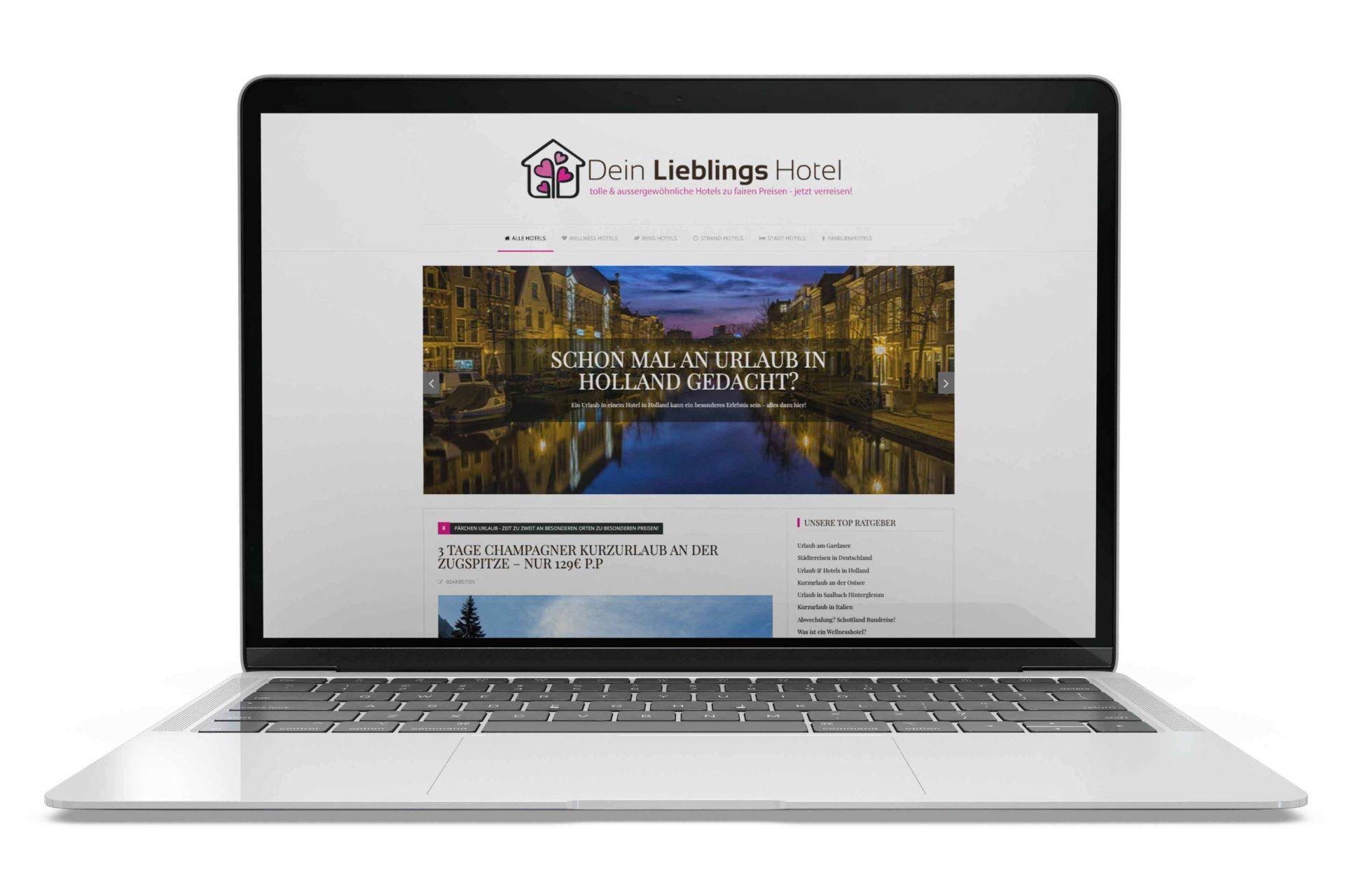 Blogger Kooperation - Lieblings Hotel