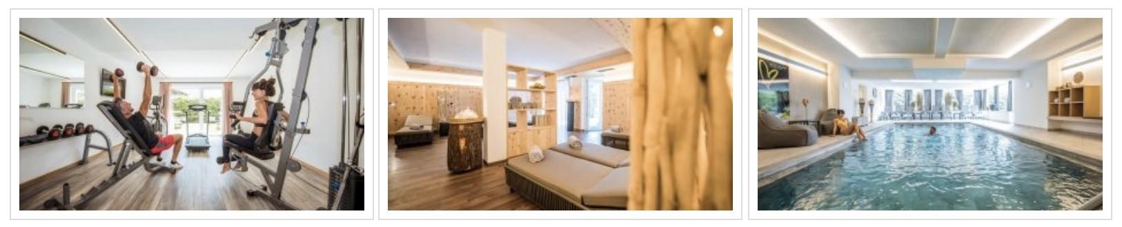 Hotel Vitaurina Royal Sand Spa und Sport Galerie