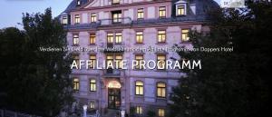 Dappers Hotel Partnerprogramm Bad Kissingen Vorschau