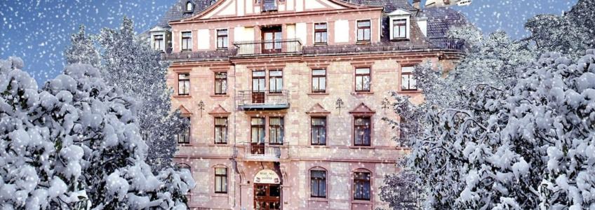 17 % Provision im Dappers Hotel & SPA Bad Kissingen